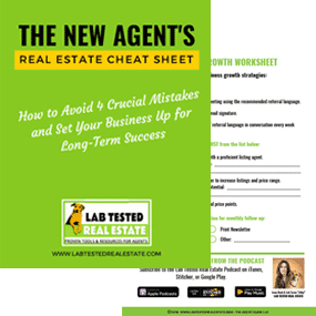picture of new real estate agent guide